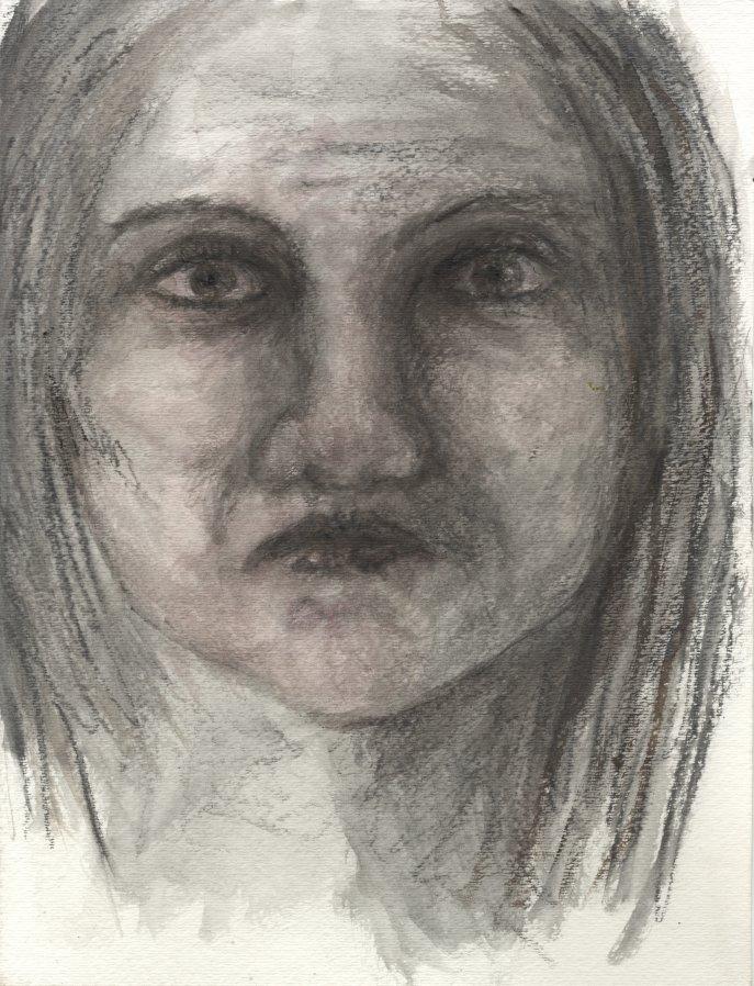 Faces of the Women:  Judgement III